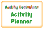 Activity Planner Button